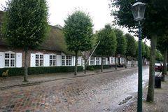Häuser in Møgeltønder
