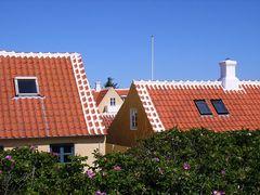Häuser in Skagen 1