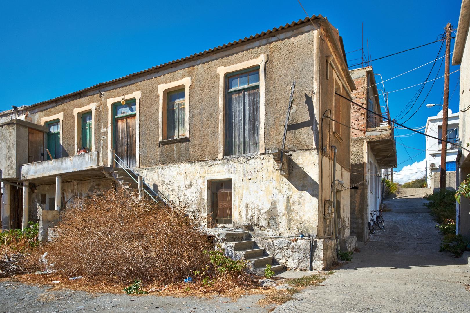 Häuser in Sougia {4}
