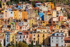 Häuserfarben