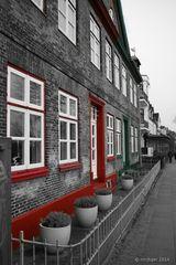 Häuserfront HH Ovelgönne
