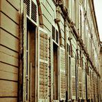 Häuserreihe in Nancy