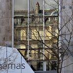 Häuserspiegel in Paris