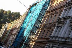 Haeusserreihe Prag Fassaden Nov16 +USA