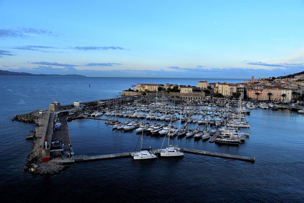 Hafen Ajaccio, Korsika