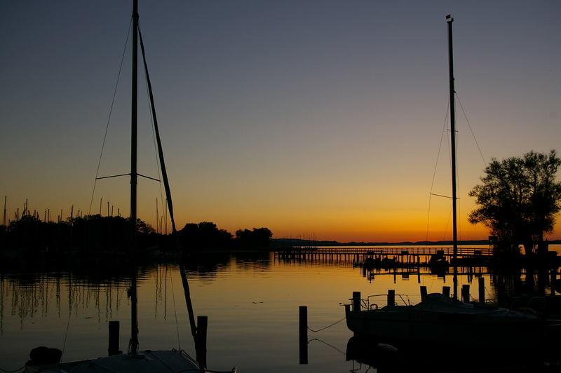 Hafen am See