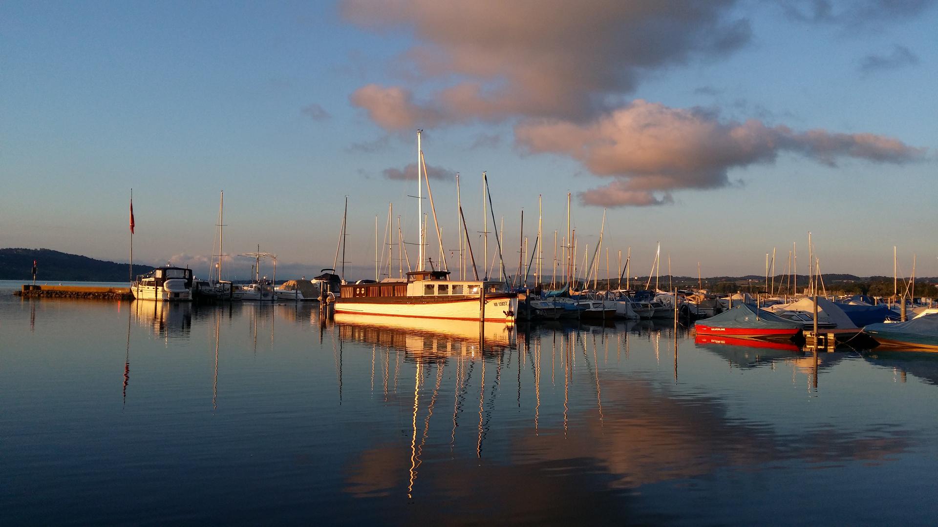 Hafen Avenches