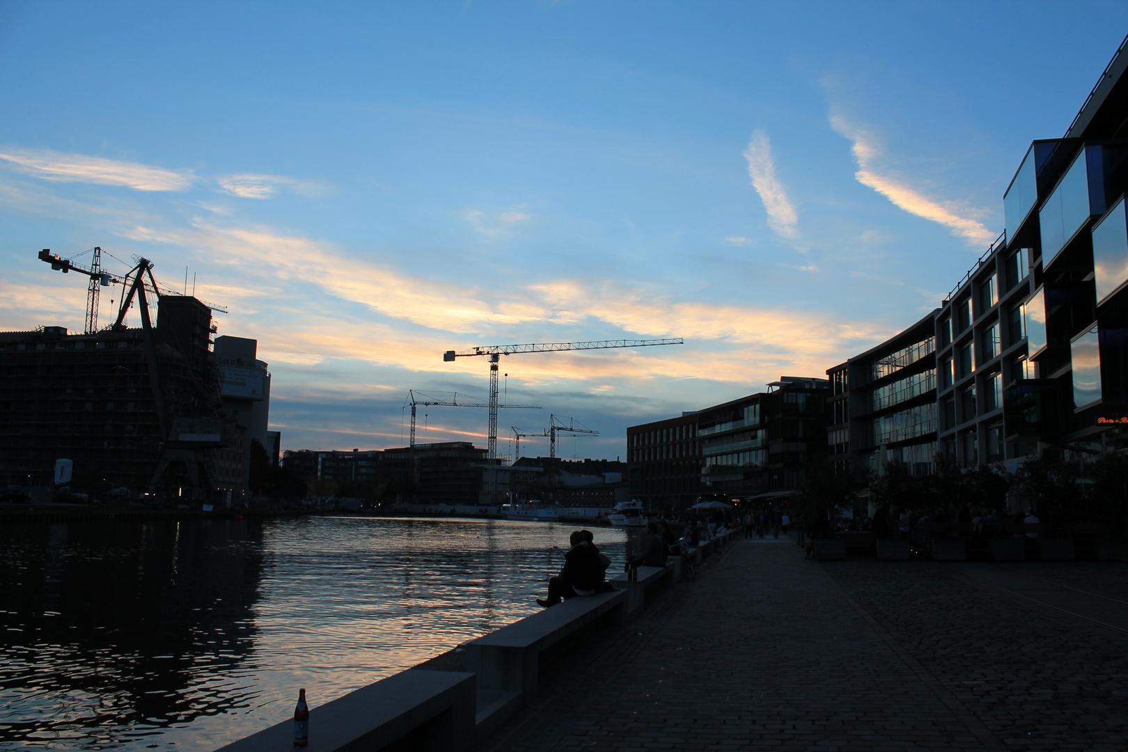Hafen.