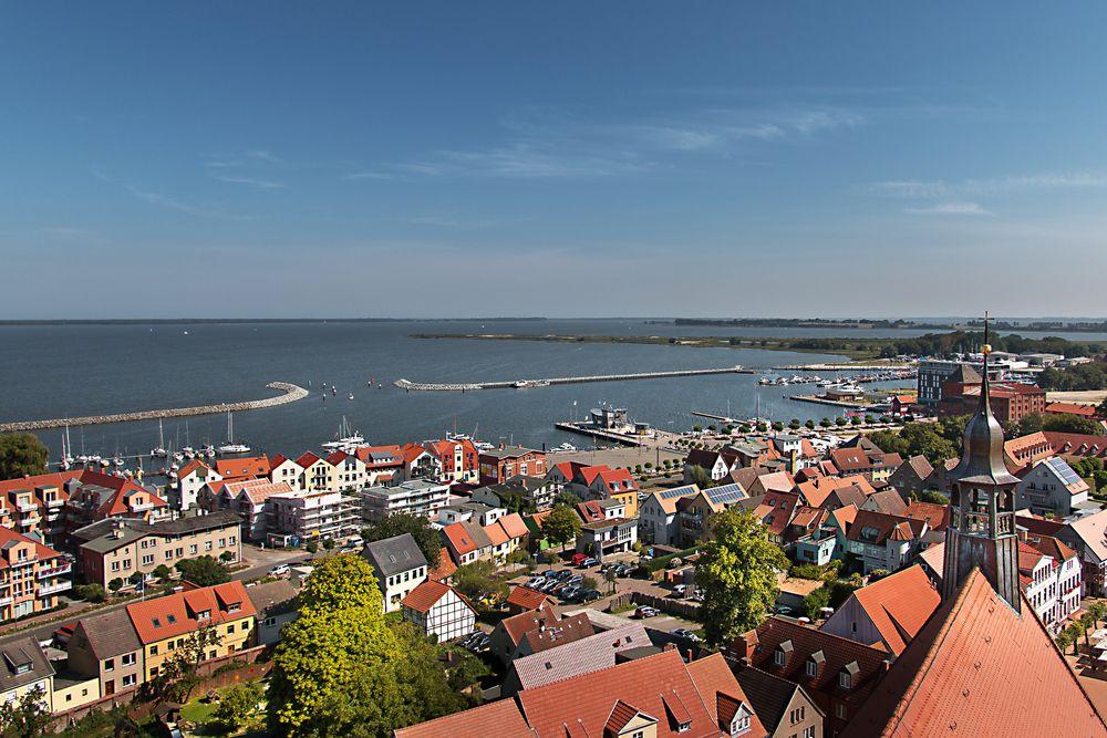 Hafen-Blick