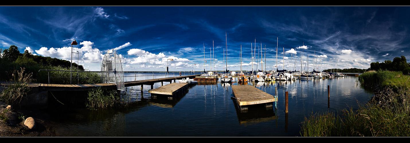Hafen Borgwedel