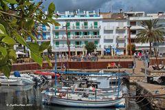 Hafen Cala Bona bei Calla Major