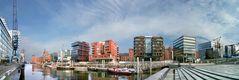 * Hafen-City*