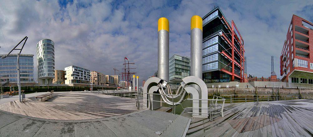 // ** Hafen-City ***