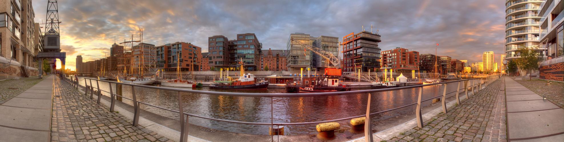 # Hafen City #