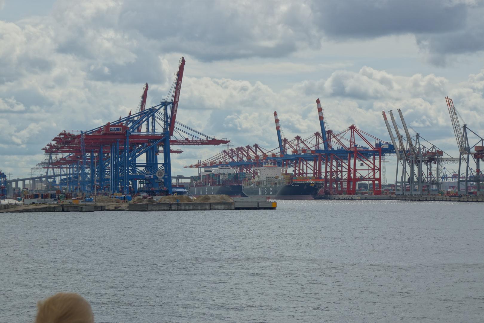 Hafen - Hamburg