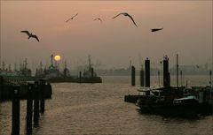 * Hafen Hamburg *