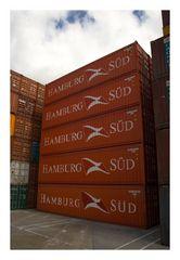 Hafen Hamburg - Burkardtkai