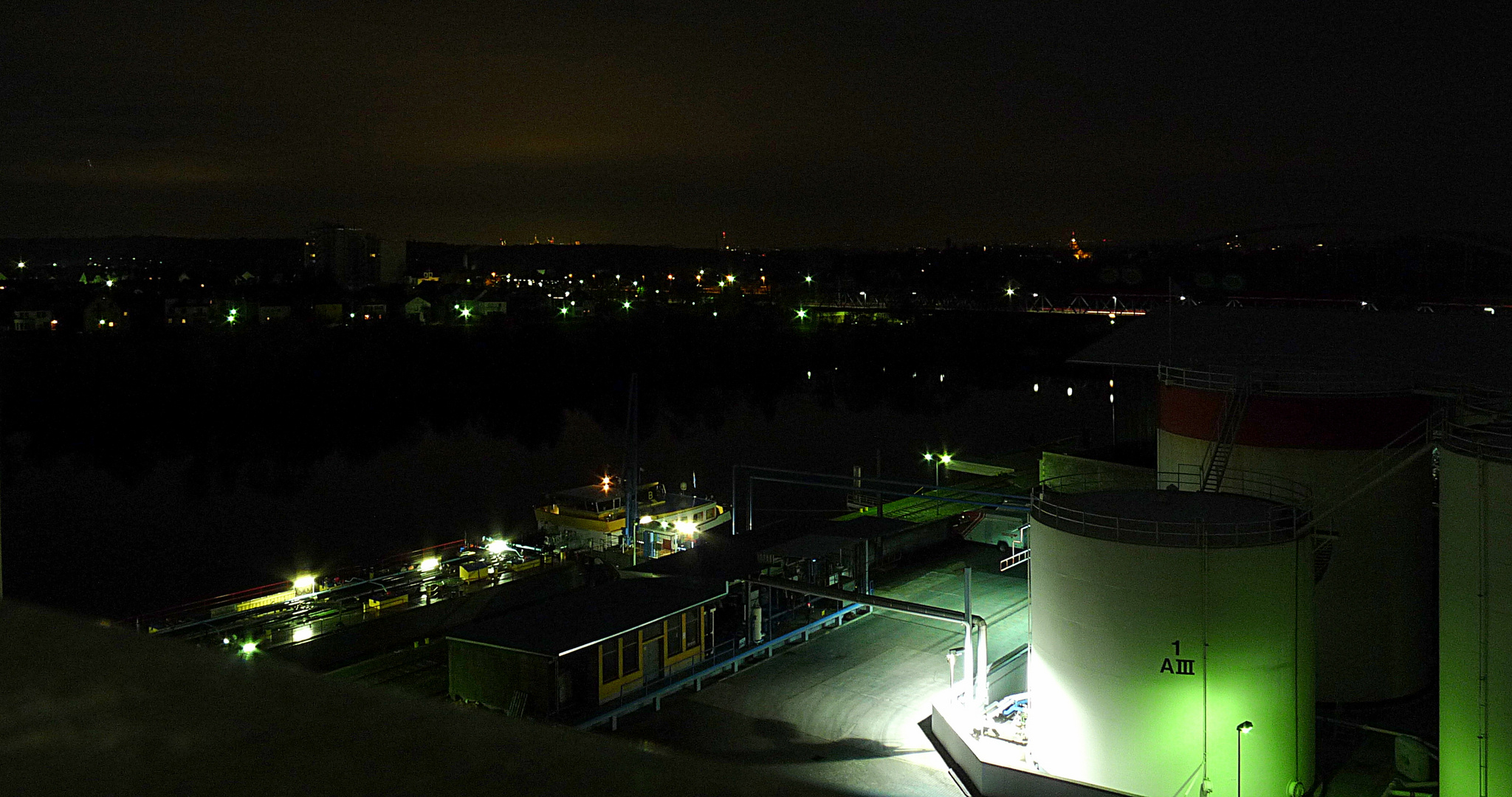 Hafen Hanau