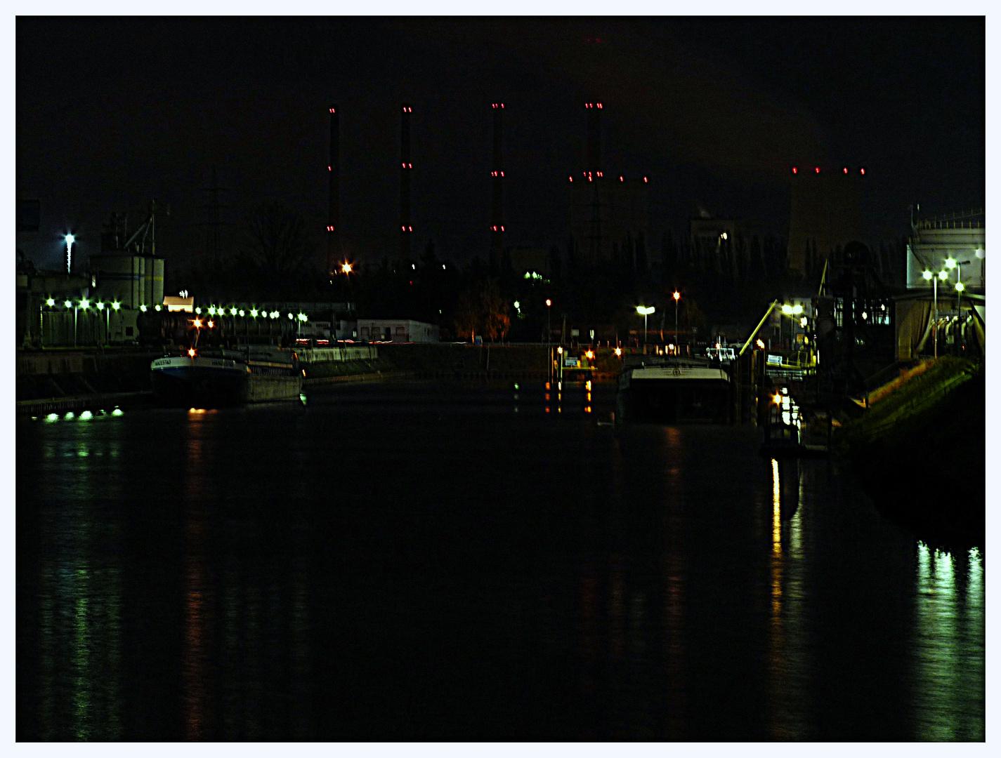 Hafen Hanau MS