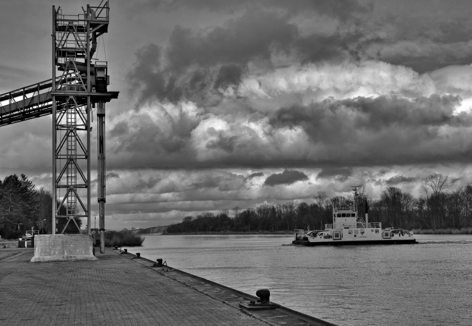 Hafen Hochdonn
