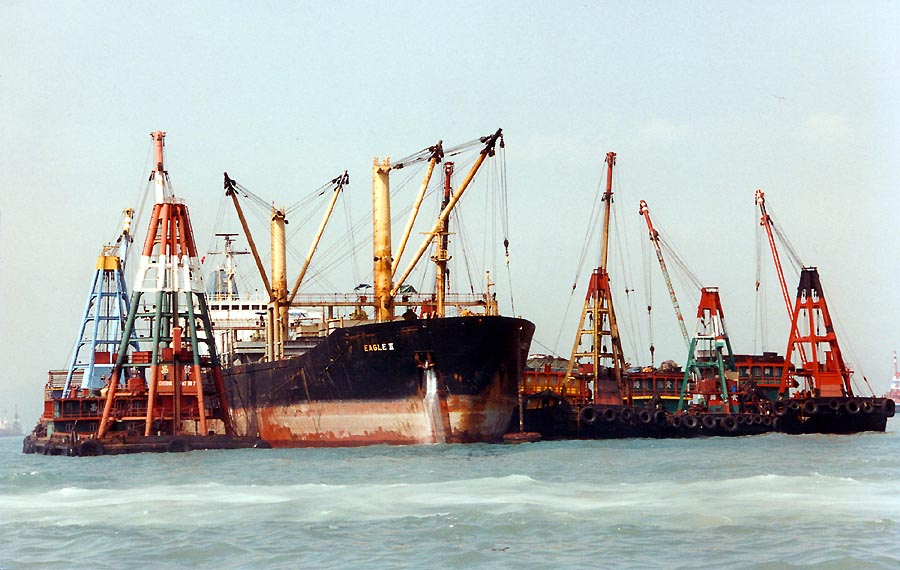 Hafen Honkong