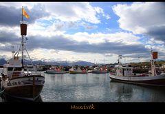 Hafen Husávík