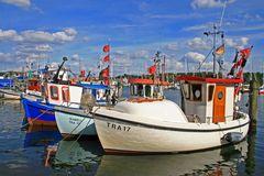 Hafen Idylle