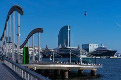 Hafen III - Barcelona