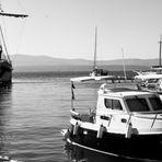 Hafen Impressionen Dalmatien
