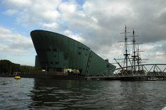 Hafen in Amsterdam