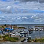 Hafen in Fynshav