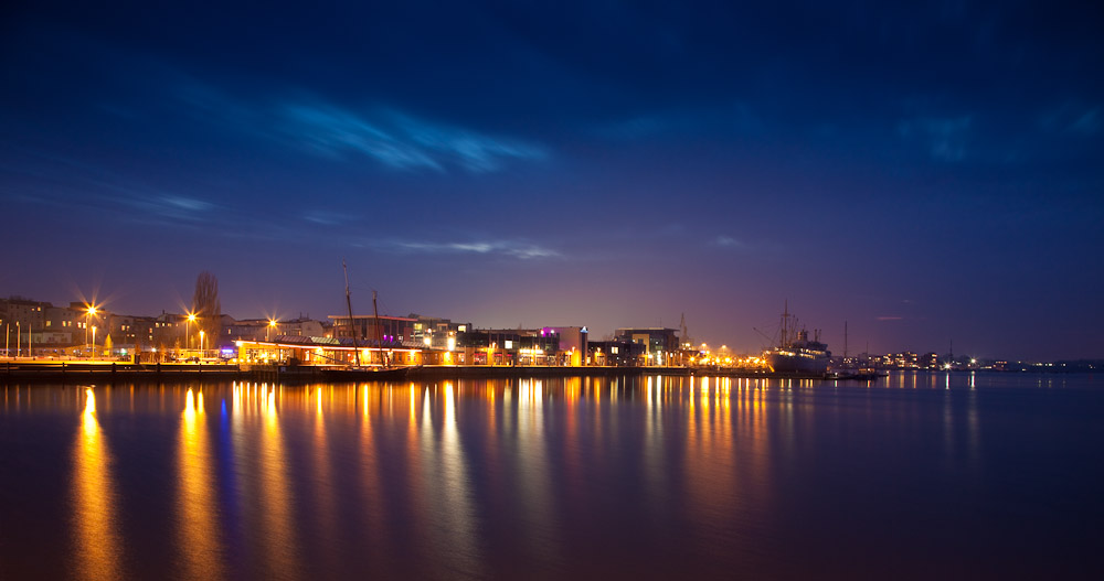 Hafen in Rostock - 3
