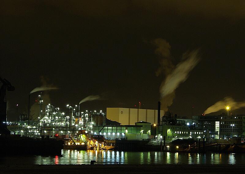 Hafen Industrie @ Night 1