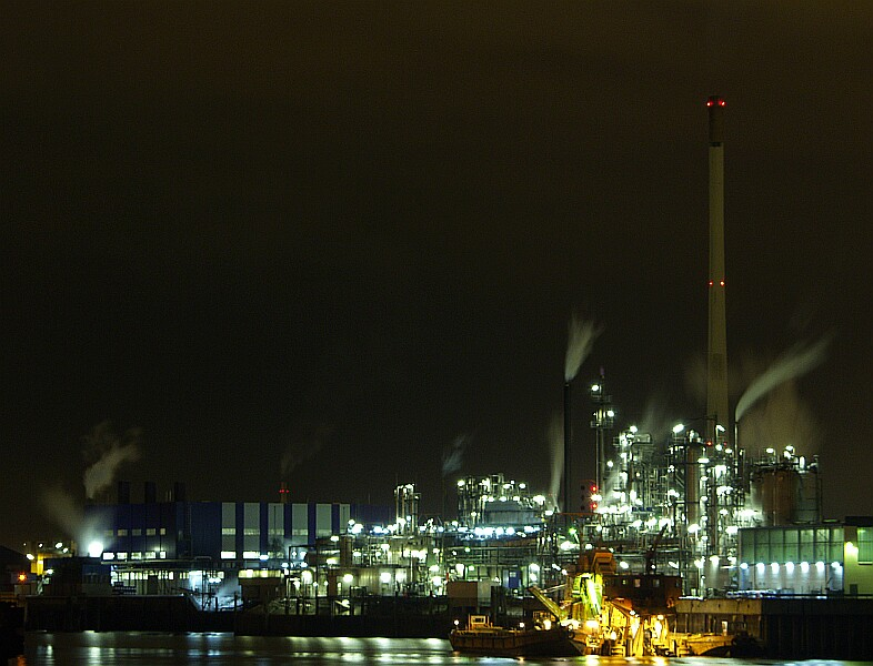 Hafen Industrie @ Night 4
