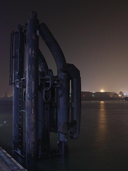Hafen Industrie @ Night 6