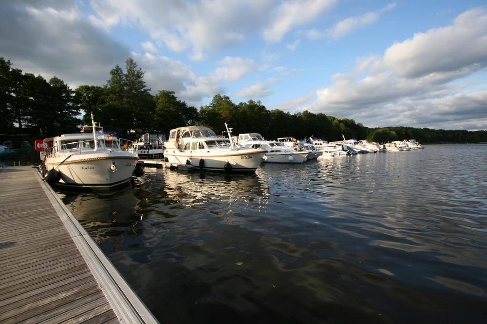 Hafen- Marina