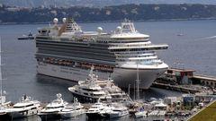 Hafen Monaco