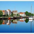 Hafen - Museumshafen - Greifswald