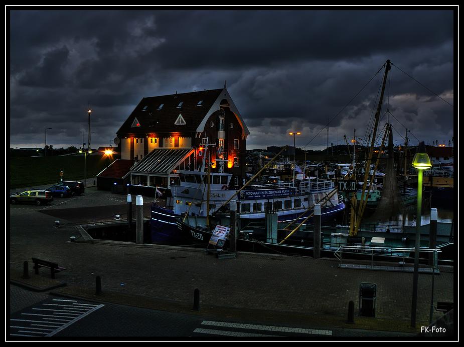Hafen Oudeschild / Texel