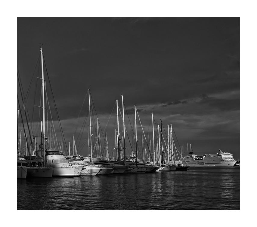 Hafen Palma 2013
