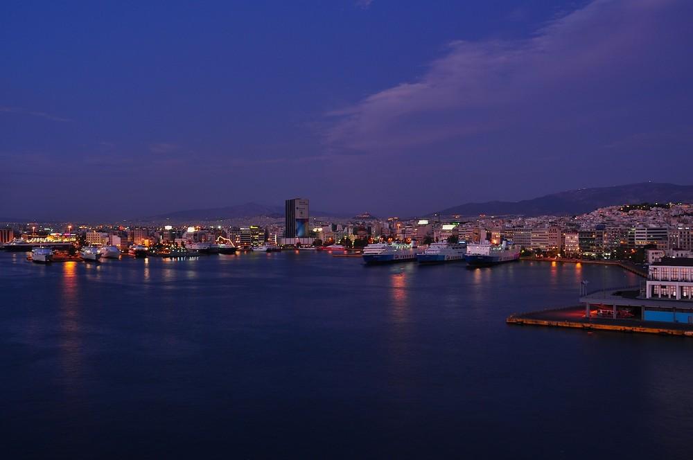 Hafen Piraeus