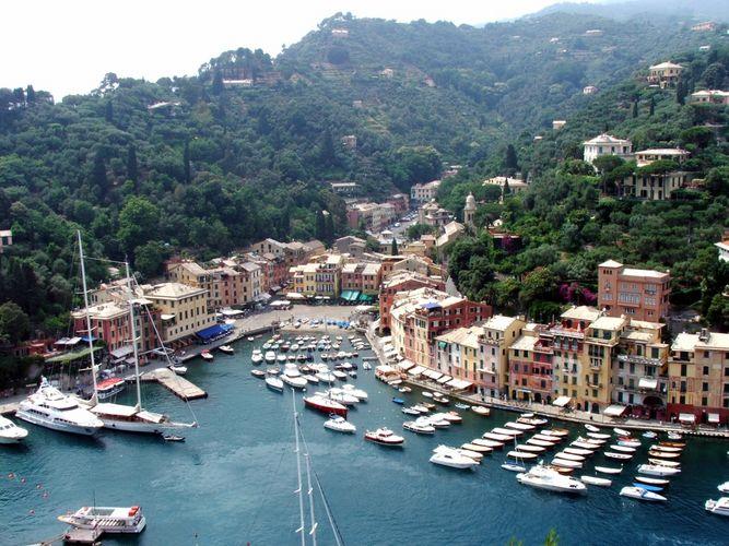 Hafen Portofino