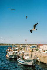 Hafen Sagres