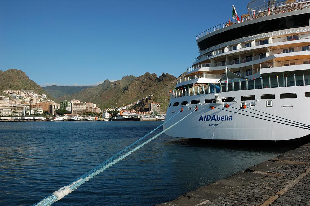 Hafen Santa Cruz