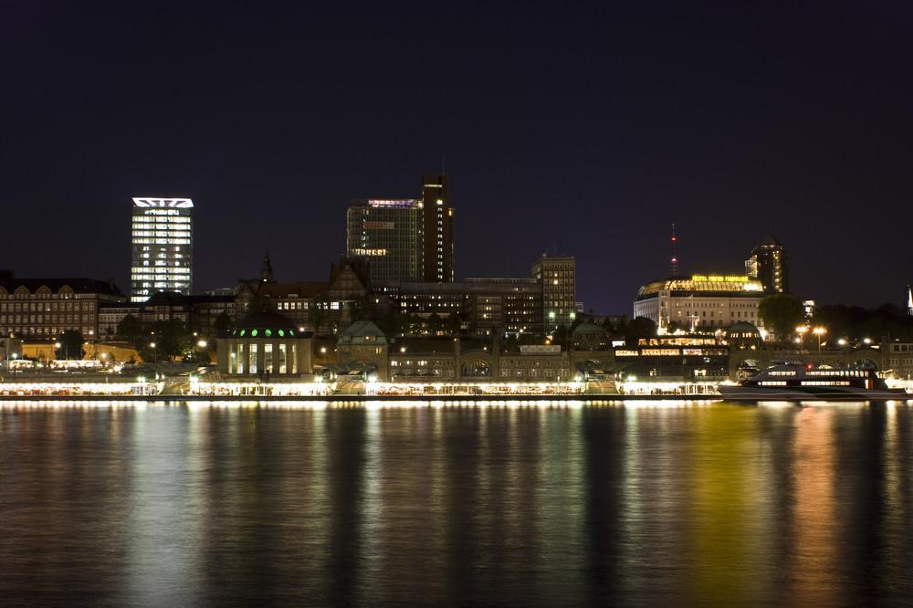 Hafen - Skyline