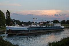 Hafen Speyer