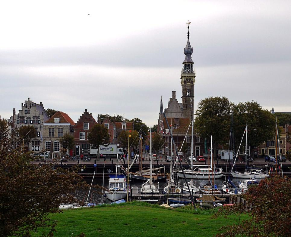 Hafen + Stadt Veere