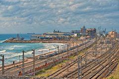 Hafen Tarragona