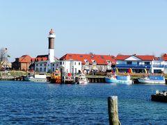 Hafen Timmendorf Strand auf der Insel Poel