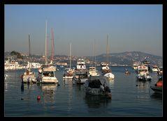 Hafen Trabya - Istanbul